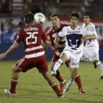 Pumas desplaza del primer lugar al FC Dallas
