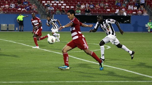 FC Dallas Toronto Daniel Cruz
