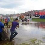 Necaxa-Olimpia se jugaría el 12 de octubre