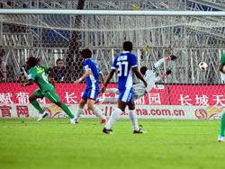 Gol de Pery Martinez