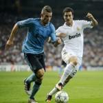 Bayer y Real Madrid reforzaron dominio de sus grupos
