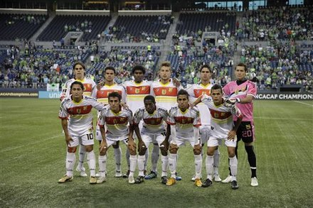 Herediano le quitó el invicto a Seattle Sounders