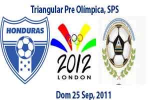 Honduras  Nicaragua U23