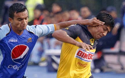 Odis Borjas contra Renato Gonzalez