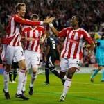 Stoke City líder del Grupo E en la Liga de Europa