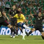 Brasil derrumbó invicto del Tri