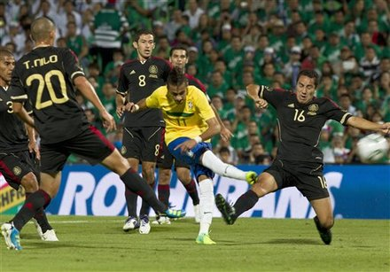Mexico Brazil