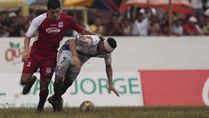 Carlos Will Mejia contra Necaxa