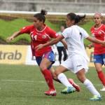 Costa Rica y Guatemala imparables en el Pre Olímpico femenino