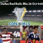 FC Dallas y el hondureño Marvin Chávez inician camino al título