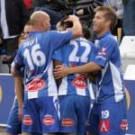 Excesivo castigo tras el gol del ´Choco´ Lozano