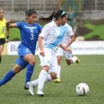 Esperanzador debut de la Selección femenina ante Guatemala