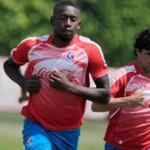 #Audio: Jhonny Palacios felicitó a Motagua y confirma que evoluciona bien de la lesión