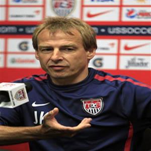 los jugadores de los EE.UU. son relativamente ingenuos y complacientes, en comparación con los futbolistas de élite mundial.