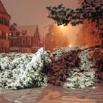 Tortementa de nieve paralizó a Fútbol de Honduras