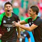Oribe Peralta pone a México en la final Juegos Panamericanos
