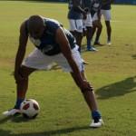 Wilson Palacios causa baja en la Selección