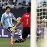 Argentina sigue atascada