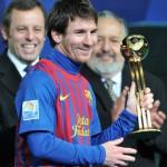 Messi electo otra vez, como el Mejor del Mundo