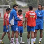 Olimpia puso en marcha preparación para el Clausura  2012