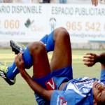 Alcoyano cae ante Celta y Lozano se lesiona
