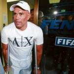Audio: «Un sobador me está curando de la lesión por falta de dinero» Mario Moncada