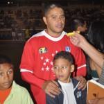 """«Olimpia es Pasión, un sentimiento enorme"""": Wilmer Velásquez"""