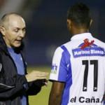«Victoria no va a descender» García Cantarero