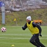 Eddie Hernández anota su primer gol con el BK Hacken