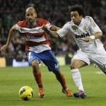 El Real Madrid mantiene el liderato a costa del Granada