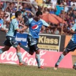 Necaxa logra remontada y empata contra Motagua