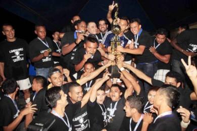 Honduras Progreso campeon Ape2013