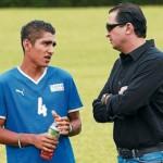 Jorge Claros dispuesto a quedarse en Rangers