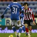 Wigan se hunde tras paliza de Sunderland