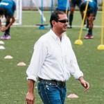 «En el segundo tiempo dimos pena» Pedro Atala