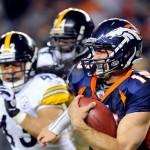 Tim Teabow lleva a Broncos a los Play Off