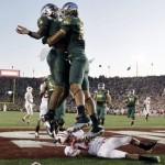 95 años después, Oregon gana el Rose Bowl