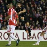 Stoke City y Wisla se complican en la Liga de Europa