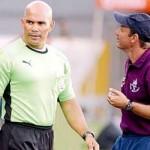 Tres juegos y 20 mil Lempiras para Juan Bertani por insultos a Moncada