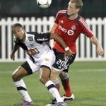 Toronto elimina al BK Häcken del Disney Pro Soccer Clasic
