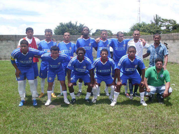 FC Marcala ya lleva cuatro triunfos en fila y está a un punto de Jaguares (Cortesía FC Marcala)