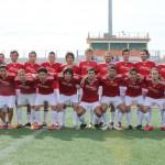 Red Fury Uruguay quiere hacer historia derrotando al Honduras 5 Estrellas