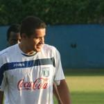 Roger Rojas molesto por la falta de partidos de preparación para la U:23