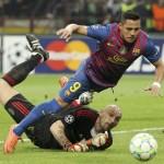 Bayern encarrila su pase; el Barcelona aguarda al Camp Nou