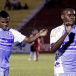 Kervin Jhonson y Franco Güity llamados a trabajar con la Selección