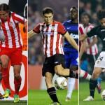 Atlético, Athletic y Valencia van a por la Europa League