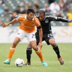 Video: San José no pudo con el Houston Dynamo