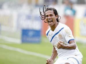 Douglas Caetano tiene 5 goles en el Torneo Clausura