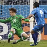 El Salvador logra un empate alentador ante Canadá