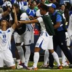 Escuchá los goles contra El Salvador y la celebración final
